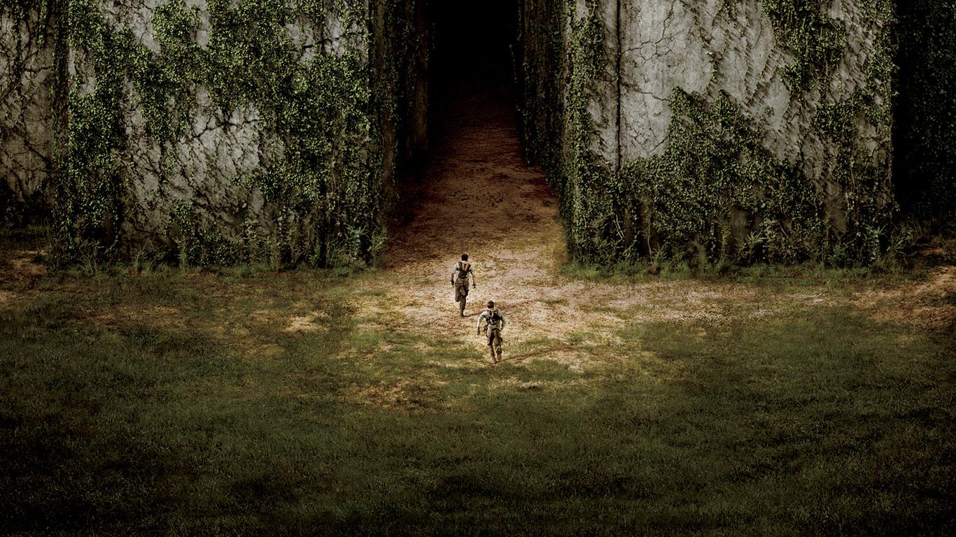 Movie Review: The Maze Runner | Kat Webber